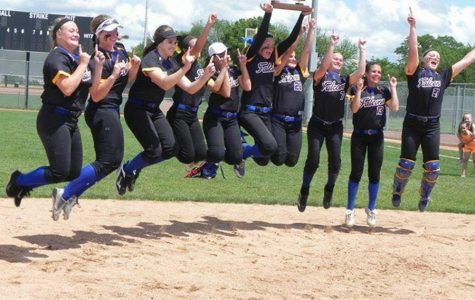 Softball & Darby repeat state titles