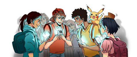 Going for Pokemon Go:  Closer look at latest Nintendo phenomenon