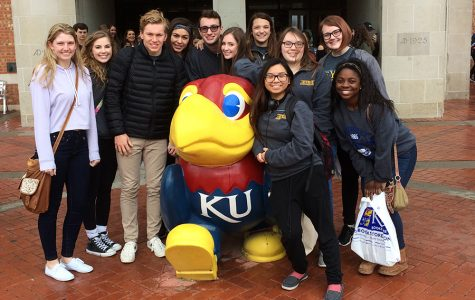 Seven students qualify for state at regional journalism contest