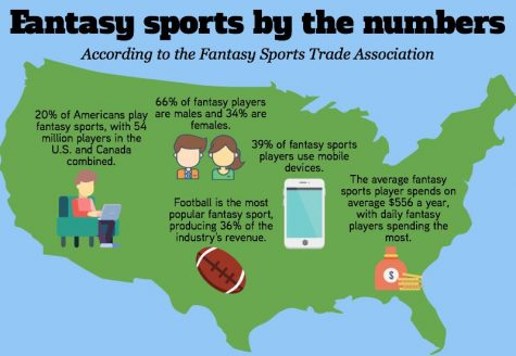 Fantasy sports continue to grow