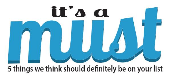 It's a 'must'