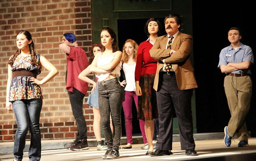 Students pull off challenging show with 'In the Heights'