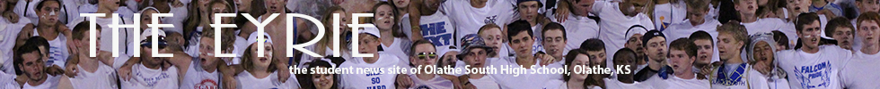 The student news site of Olathe South High School
