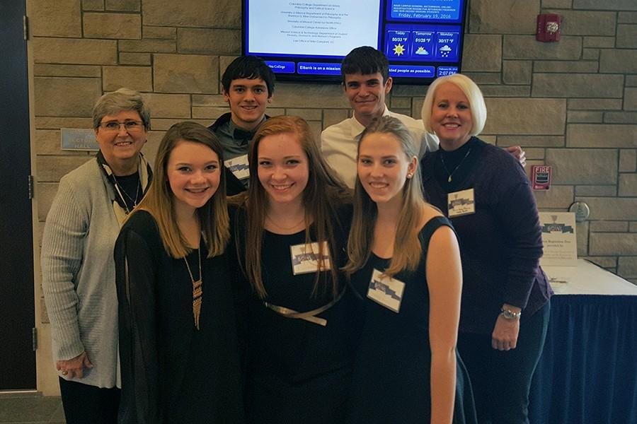 South students attended their first ethics bowl on Feb. 6.