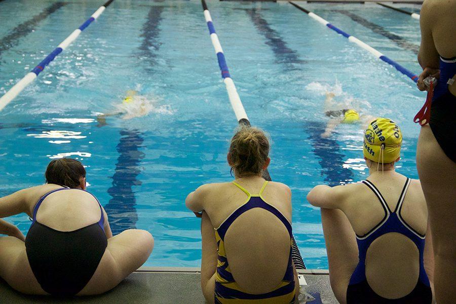 Swim meet 4/28