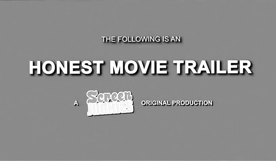 It's a Must: Honest Trailers