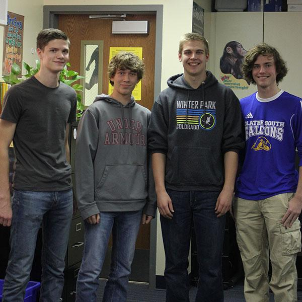 Scholars' Bowl takes first at Turner