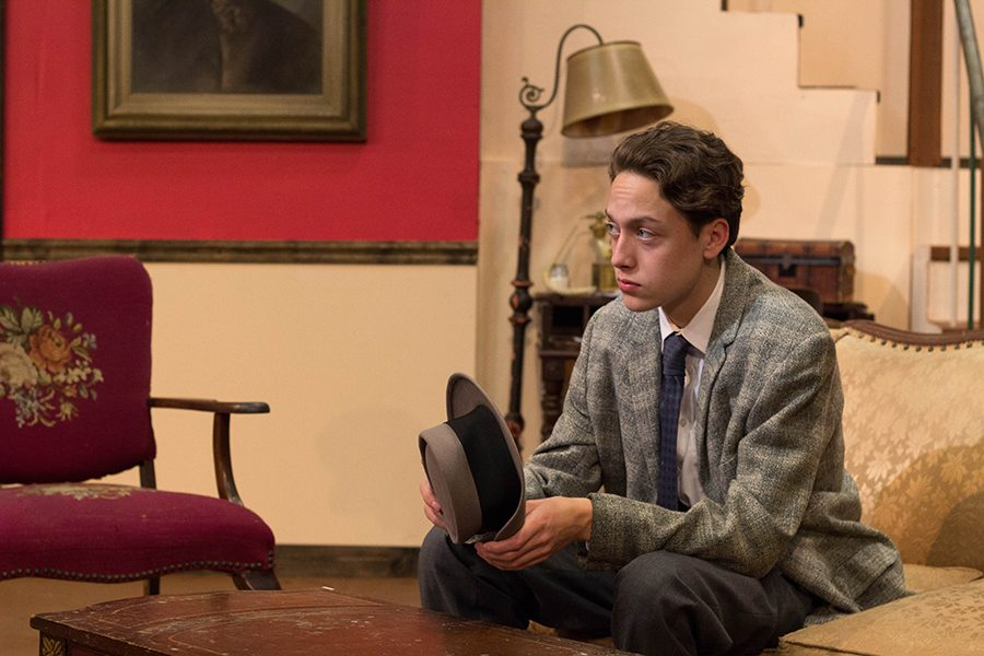 Matt Minelli in Arsenic and Old Lace.