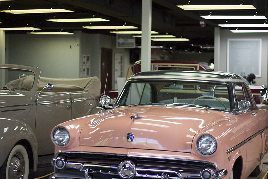 K.C. Automotive Museum displays evolution of cars – The Eyrie