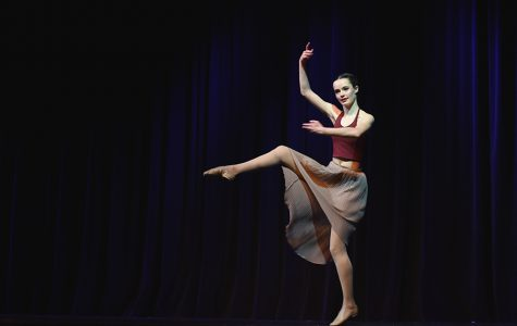 Dancers perform solo, group dances at Spring Show