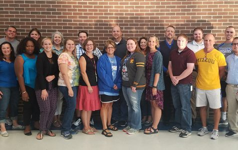 Over 20 teachers join the Falcons' Nest (S-W)