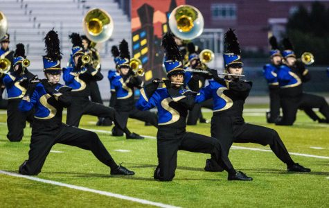 Marching season ending this month