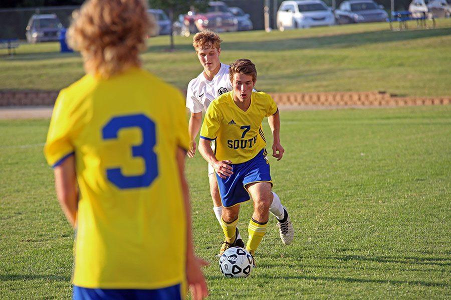 Grimm Soccer Scarlett