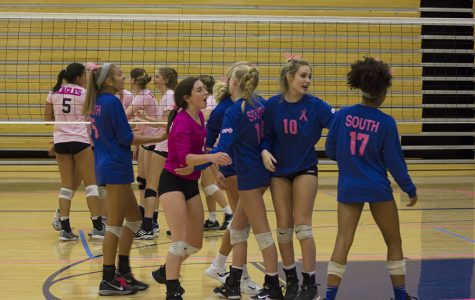 Volleyball digs deep for $10,000