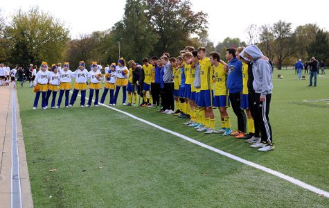 Boys soccer team takes second at state championship
