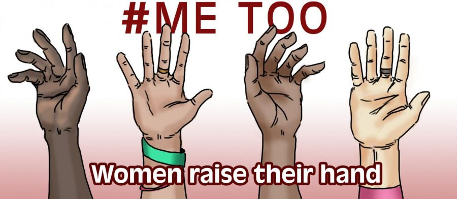 #MeToo encourages others to share their stories