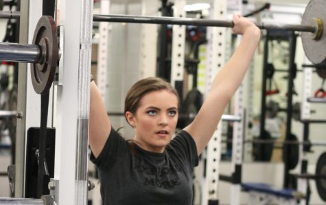 Weightlifters aim to improve