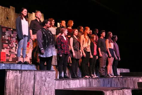 Poetry Out Loud Contest judges recitation skills