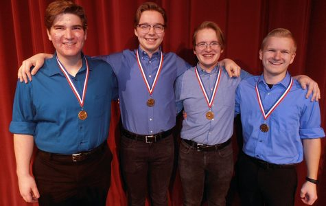 Students place high in Harmony Explosion