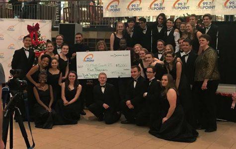 Southside singers wins 99.7 radio contest
