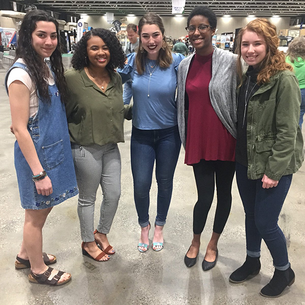 South had five semifinalists in the Kansas City Home Show student design competition.