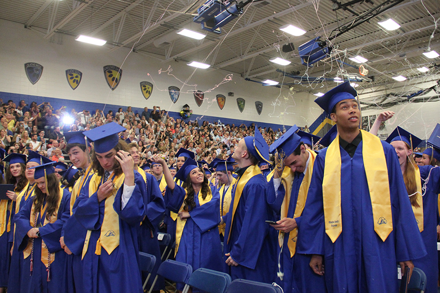 It's in the books: Class of 2018 graduates