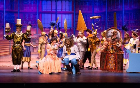 """Beauty and the Beast"" enchanted audiences"