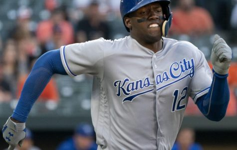 Soler crushes franchise home run mark, on pace to lead league