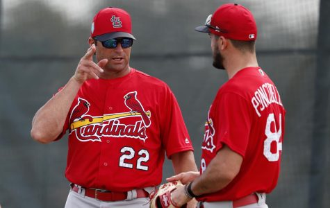 Matheny hired as Royals skipper