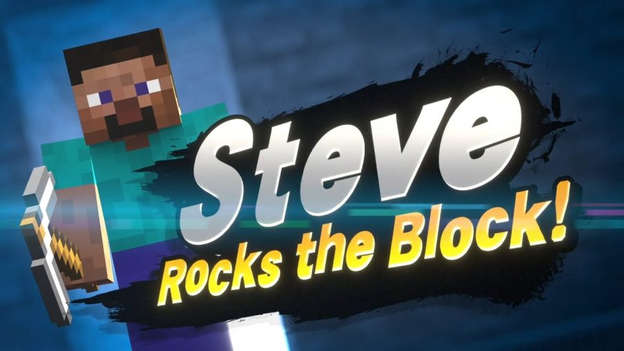 Minecraft Steve to join Smash Ultimate