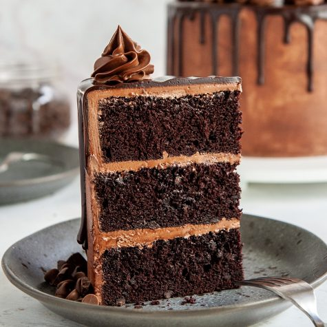"How to Make a ""Death by Chocolate"" Cake"