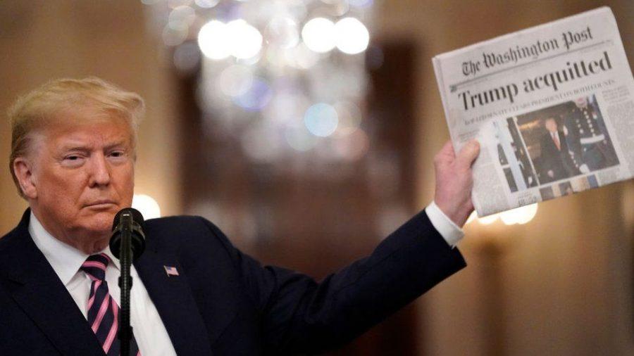 Trump's Acquittal Sets Dangerous Precedent