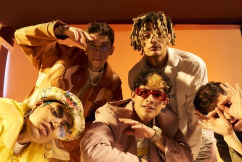 PRETTYMUCH releases the deluxe edition of new EP Smackables