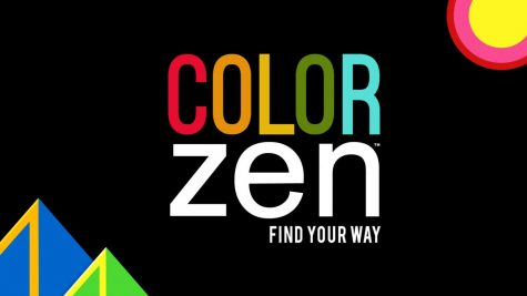 Relieve stress with Color Zen