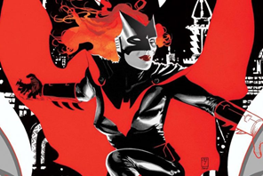 The Poetic Justice of Batwoman