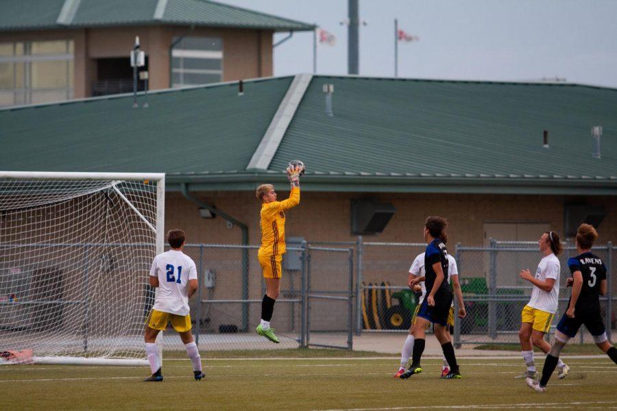 JV Boys Soccer Oct. 5