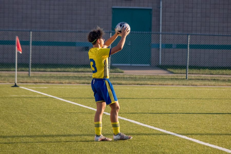Varsity and JV Soccer Oct.7